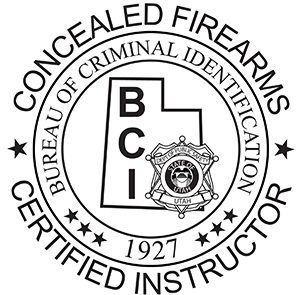 BCI Concealed Firearms Certified Instructor