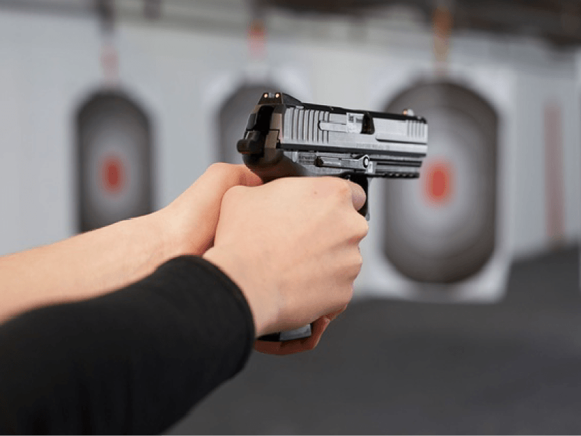 Atlantic Tactical Firearms Trainers Practical Pistol Class