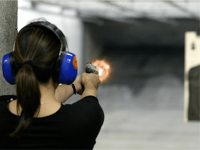 Atlantic Tactical Firearms Trainers Defensive Pistol Class