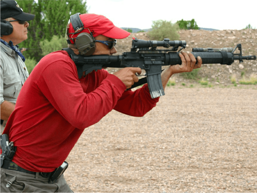 NRA Instructor Class - Basic Rifle