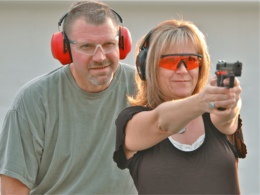 Atlantic Tactical Firearms Trainers Women's Basic Pistol Class